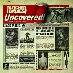 Butcher Babies - Uncovered (EP)